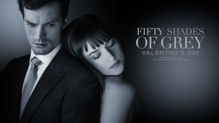 Ladies Go See Fifty Shades Of Grey TODAY!!
