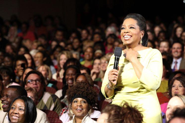 The Day Oprah Winfrey Followed Me