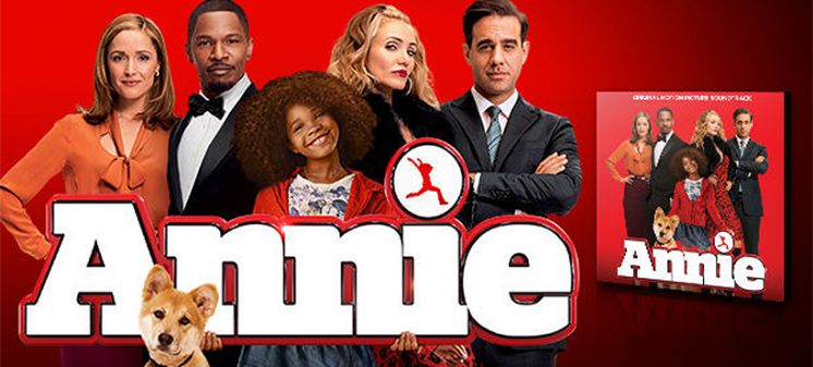 It's A Hard Knock Life: But Not For The Movie Annie!!