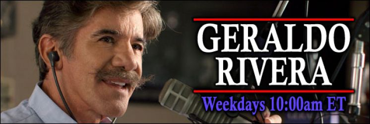 The Geraldo Rivera Show on WABC 77 AM Radio, to feature Lisa Durden