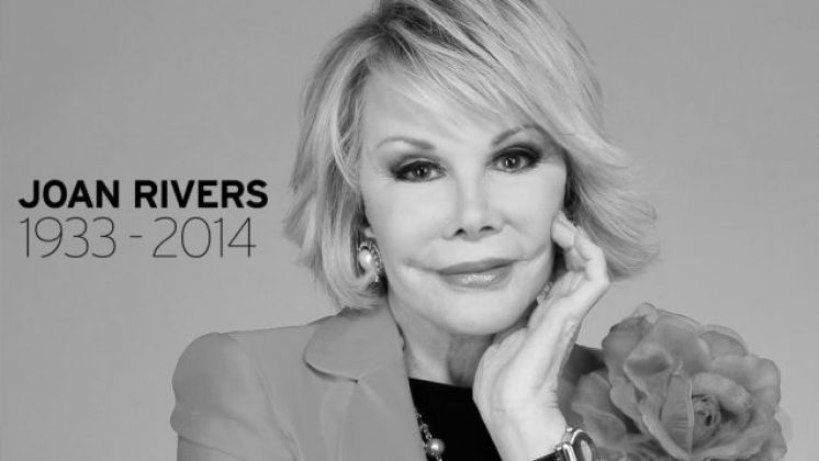 Joan Rivers Might Be Down For The Count
