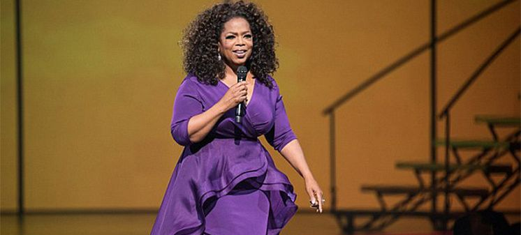 Oprah's Life You Want Weekend Takes Center Stage In Newark