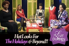 Hot Looks for the  Holidays and Beyond 2014