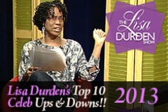 Top 10 Celeb. Ups & Downs Of 2013