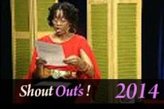 Shout Outs 2 28 14